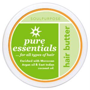Picture of Pure Essentials Hair Butter - 4 oz